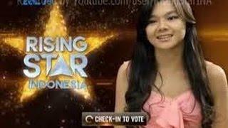 talita arsyta tanpa kekasihku agnez mo rising star indonesia