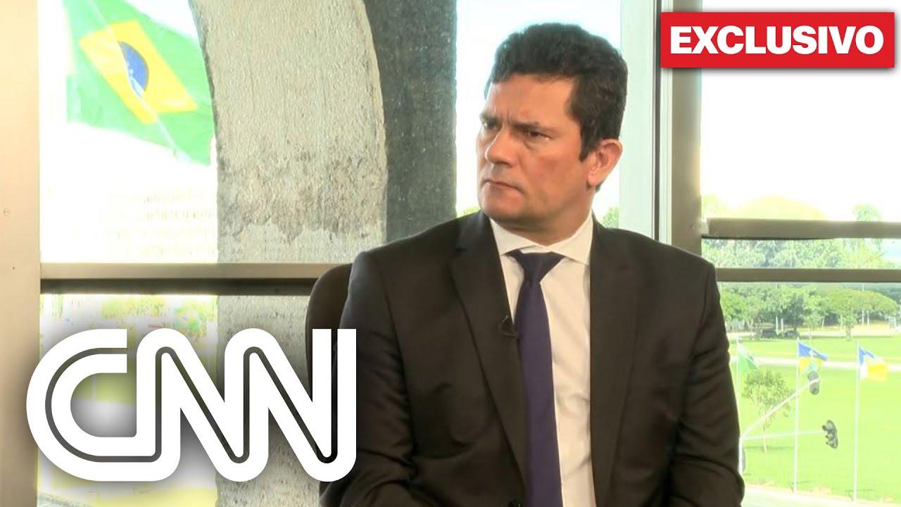 Exclusivo: Sergio Moro fala sobre o controle da pandemia COVID-19 ...