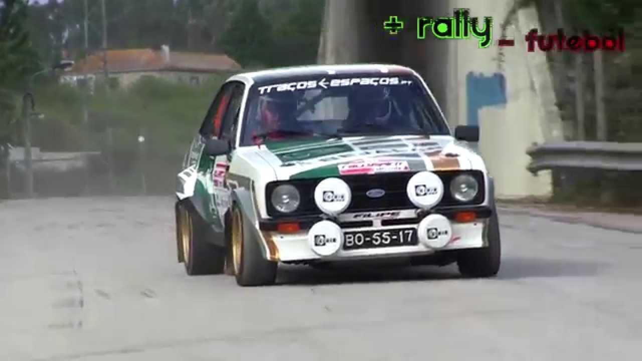 1º RallySpirit - Historic Rally Cars - YouTube