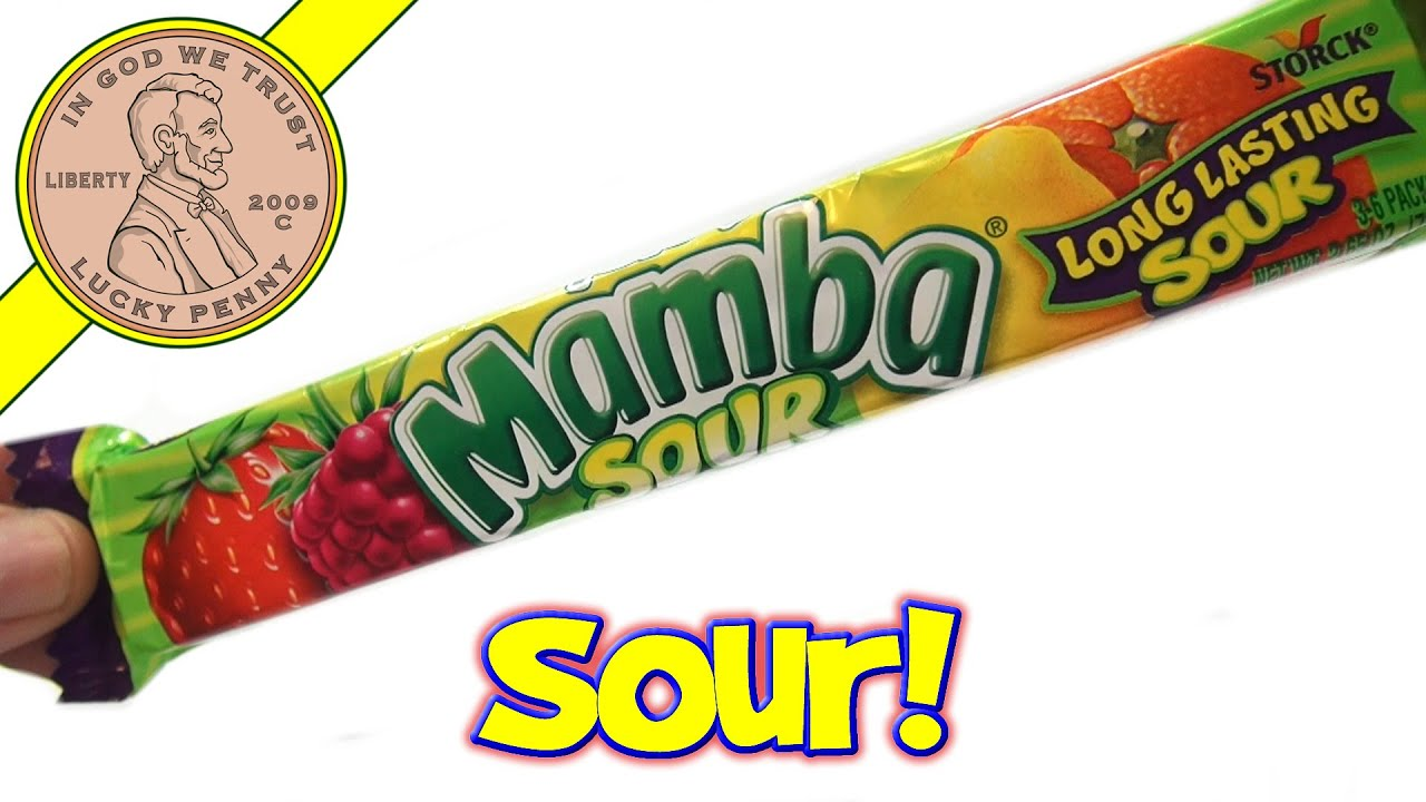 Candy Addict » Candy Review: Sour Mamba