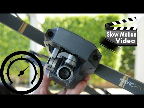 DJI Mavic Pro - How To Get The Best Slow Motion Footage | Momentum Productions