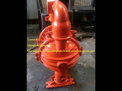 Supplier and Exporter of Used Marine Wilden pump