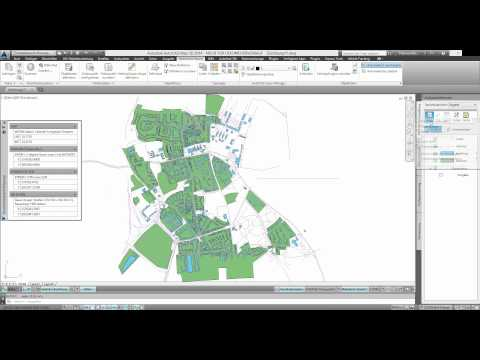 Online Workshop ≡ AutoCAD Map 3D Koordinatentransformation