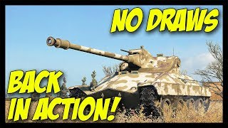 ► NO DRAWS! - Back in Action, Testing - World of Tanks T71 DA Gameplay