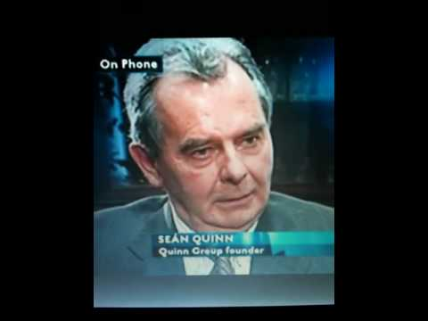 Sean Quinn on Prime Time