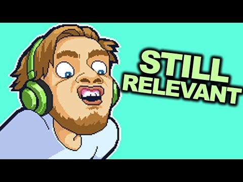 Pewdiepie's Tuber Simulator - The most RELEVANT game
