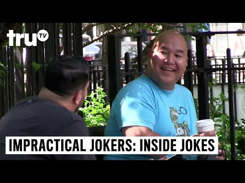 Impractical Jokers: Inside Jokes - Sal's Dating Profile | TruTV