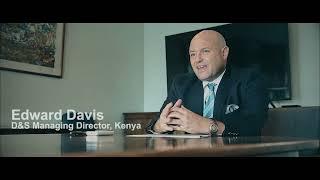 Davis & Shirtliff Managing Director - Kenya, Edward Davis Discusses D&S Tech Innovation