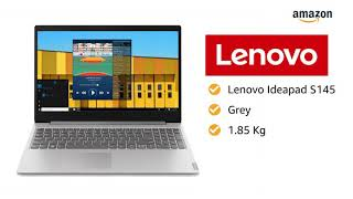 new lephtop ,Lenovo Ideapad S145 81N30063IN 15.6-inch Laptop (A6-9225/4GB/1TB/Windows 10/Integrated