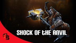 Dota 2: Store - Magnus - Immortal Shock of the Anvil