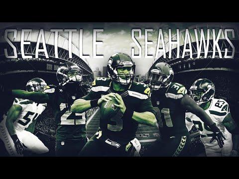 "Seattle Seahawks Pump Up  2016 - 2017 |  ""Beast Of America"""