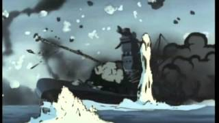 Space Battleship Yamato - WWII Sequence