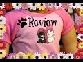 American Girl I LOVE PETS PJS Review ~ Great Gift Idea for Valentine's Day ~