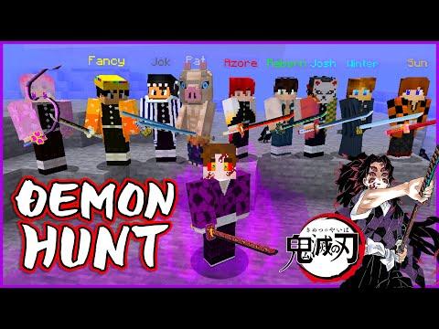 Minecraft Demon Survivor