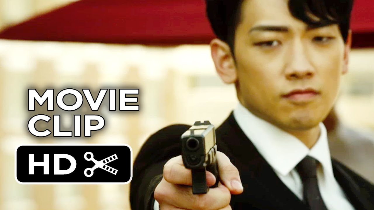The Prince Movie CLIP - Dead Man In a Pool (2014) - Bruce Willis, Jung  Ji-Hoon Action Movie HD