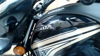 Honda cb 125 video dolaşmak Parlatıcı -