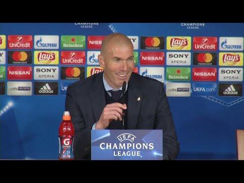 """Real-Juve, Zidane: """"Se è rigore, è rigore. Ma rosso a Buffon ingiusto"""""""