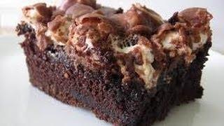Black Magic Cake - How To