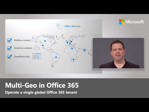 Multi-Geo in Office 365 - Steps and details on setup