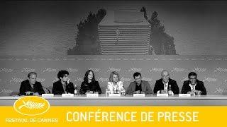 MAL DE PIERRES - Conférence de Presse - VF - Cannes 2016