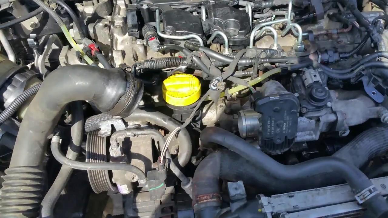 Opel Vivaro M9R 2 0 CDTI