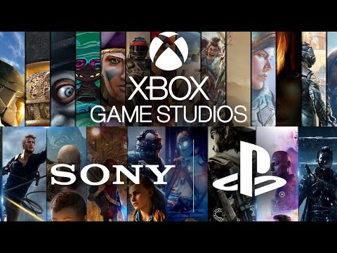 Xbox Series X Эксклюзивы Vs PS5 Эксклюзивы | Xbox Game Studios Vs Playstation Game Studios | 2020