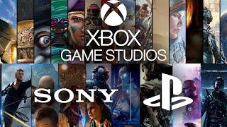 xbox Series X Эксклюзивы vs PS5 Эксклюзивы  Xbox Game Studios vs Playstation Game Studios  2020