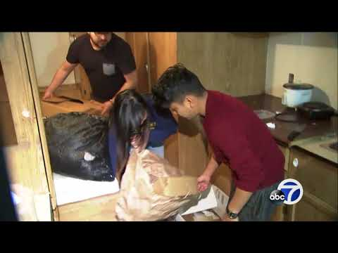 UC Berkeley Student Evicted From Hayward Trailer