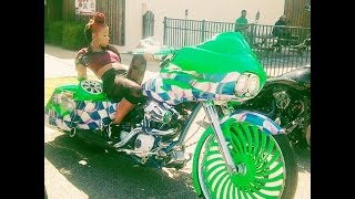 BLACK BIKE WEEK 2015