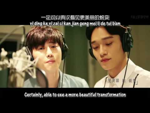 Chen & Suho (EXO) - Beautiful Accident (MV) + [English subs/Hanyu Pinyin/Chinese]