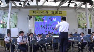 Composed by ŌTOMO Yoshihide. Played by Japan Air Self-Defense Force...