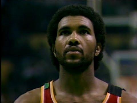 Robert Reid (27pts) vs. Celtics (1981 Finals) (Game 1)