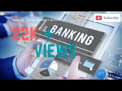 Make a Bank Program using Class and Object from C plus plus