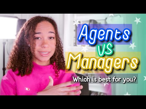 Should I Get an Acting Agent or Talent Manager? | Makayla Lysiak