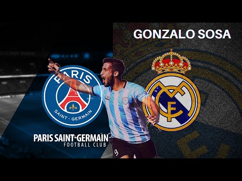 Here Is Why Real MADRID and PSG Want To Sign Gonzalo Sosa - TOP SKILLS
