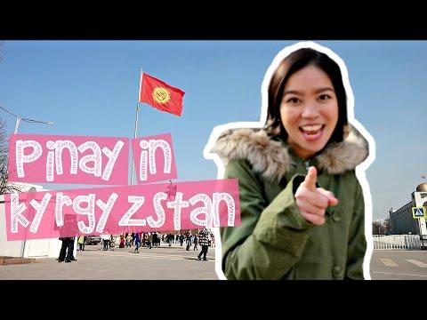 Pinay In Kyrgyzstan