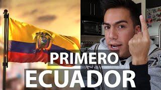 PRIMERO ECUADRO CHCH!