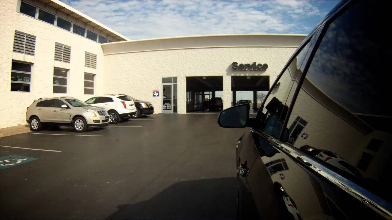 The Customer Experience at Sewell Cadillac of Grapevine - YouTube