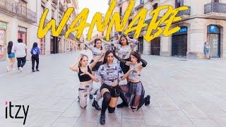 [K-POP IN PUBLIC] ITZY (있지) - 'WANNABE' (워너비) | Dance Cover by DOYENNE