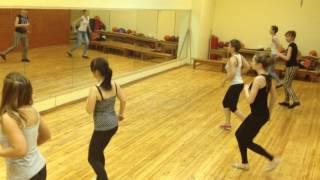 Учим танец к ДР Школы