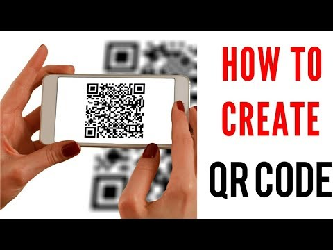 How to Create QR CODE for Free    Tech World Blog