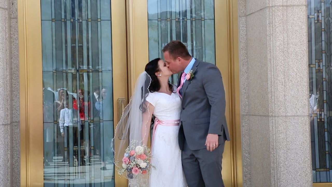 Stephney Jordan Ogden Utah Wedding Video Lds Temple You
