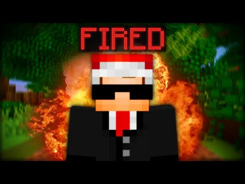 I GOT TIMEDEO FIRED... (Hypixel Skyblock)