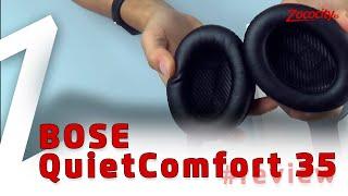 BOSE QuietComfort 35, auriculares con cancelación de ruido. Review en Español