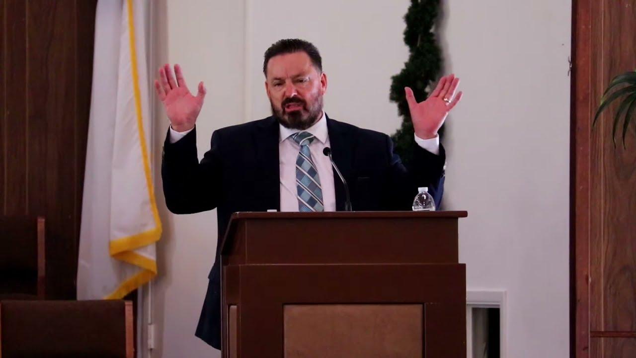 Bienaventurados los que Lloran (Predicación Bautista, Fundamental)
