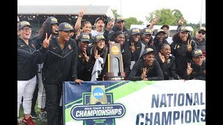 USC women's track & field celebrates comeback, one-point NCAA title victory