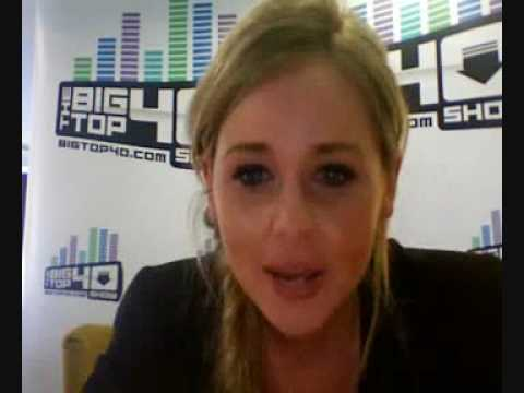 Diana Vickers Big Top 40 Web Chat (PART TWO)