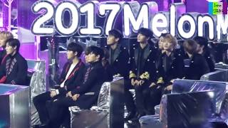 Video 171202 Full JBJ Wanna One React To BTS DNA You Never Walk Alone Spring Day MMA2017 download MP3, 3GP, MP4, WEBM, AVI, FLV Juli 2018