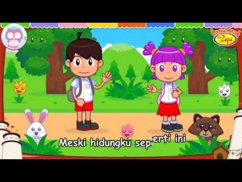 Ini Aku - Lagu Anak Indonesia Terbaru oleh Kak Zepe dan Dunia Belajar Anak