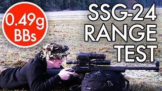 100 meters - NOVRITSCH SSG24 Range Test